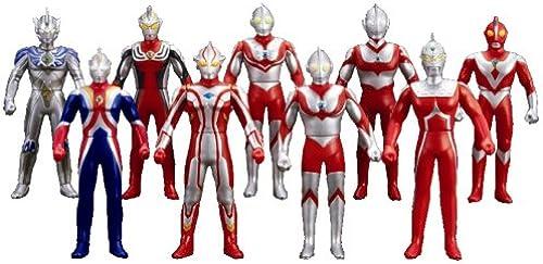 Ultraman Hero Collection BOX 1