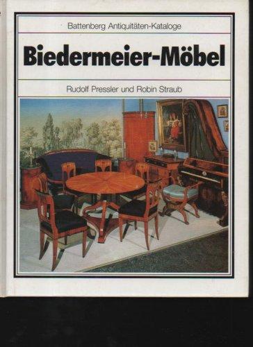 Pressler Biedermeier-Möbel, Battenberg, Hardcover gebunden, 1991, 215 Seiten, bilder, Preise