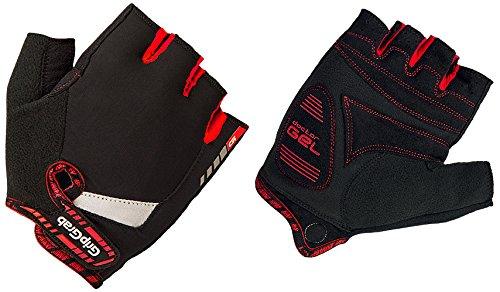 GripGrab Handschuhe Supergel Kurz, Schwarz, M
