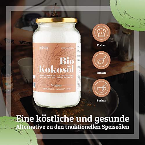 Bio Kokosöl - 3