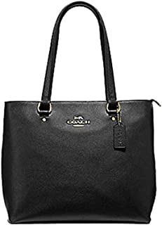 Women's Pebble Leather Bay Tote
