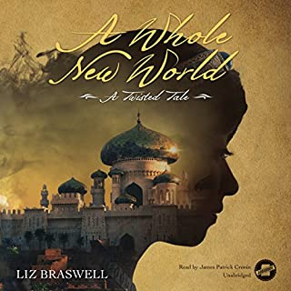 A Whole New World audiobook cover art