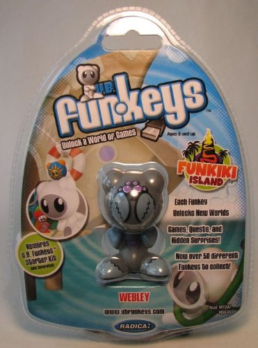 Mattel - M5535 - Radica - Accessoires - Funkeys-Webley (Normal)
