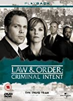 Law And Order Criminal Intent - Series 3