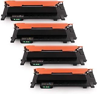 Noir, Unique-Pack InkJello Compatible Toner Cartouche Remplacement Pour Samsung Xpress SL-C430W Xpress SL-C480FW Xpress SL-C480W CLT-K404S