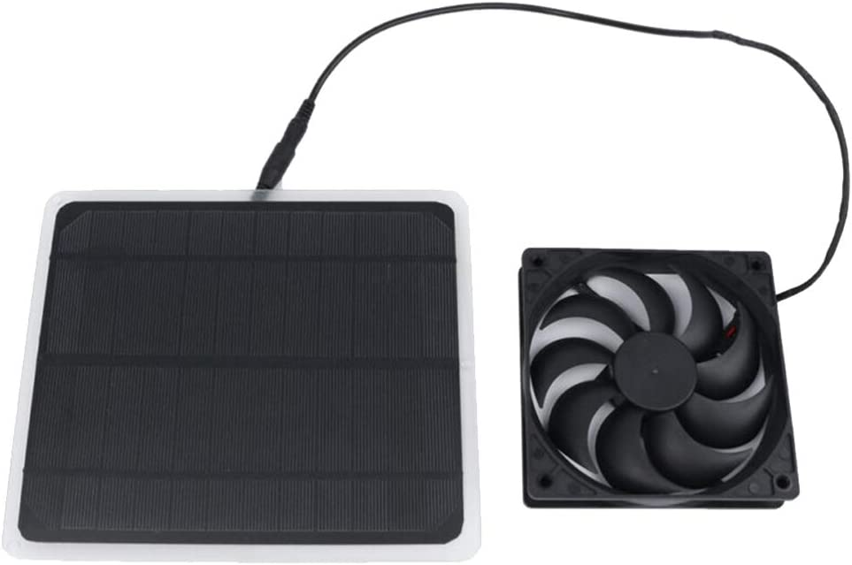 Garneck 1 Same day shipping PC Solar USB Cooling Practical Portable Indoor Max 79% OFF Fan