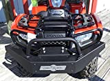 2015-2018 Rubicon 500 4x4 Winch Series Front Bumper by Strong Made
