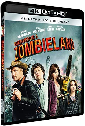 Bienvenue à Zombieland [4K Ultra HD + Blu-Ray]