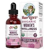 USDA Organic Women's Wellness Liquid Herbal...