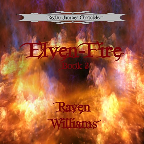 Elven-Fire audiobook cover art