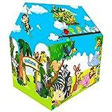 ARHA IINTERNATIONAL Jumbo Size Jungle Campus Kids Play Tent House for 3-10 Year Old Girls and Boys