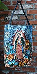 unusual gifts for her at Christmas ~ Guadalupe bag
