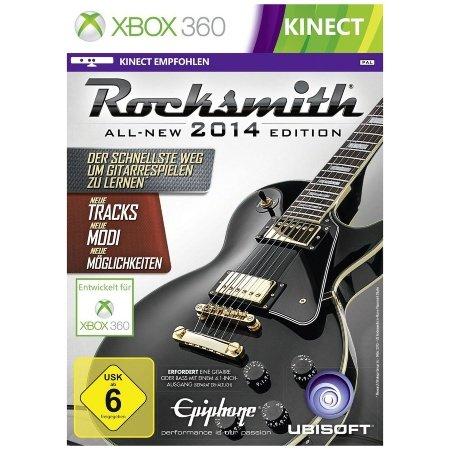 Xbox 360 - Rocksmith 2014