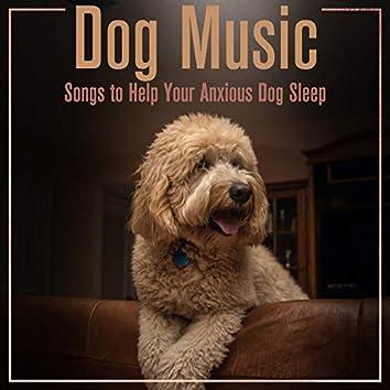 Dog Music: Songs to Help your Anxious Dog Sleep