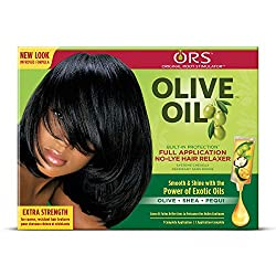 ors olive oil hair relaxer
