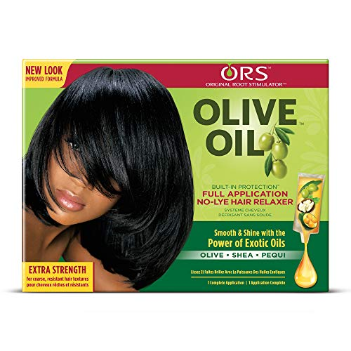 GT WORLD OF BEAUTY GmbH -  ORS Relaxer Kit