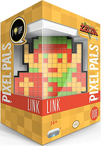 Performance Designed Products 878-032-EU-LNK Pixel Pals, Actionfigur