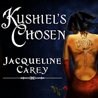 Kushiel's Chosen                   Written by:                                                                                                                                 Jacqueline Carey                               Narrated by:                                                                                                                                 Anne Flosnik                      Length: 27 hrs and 52 mins     13 ratings     Overall 4.7