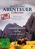 Jack London Abenteuer Collection : Goldrausch in Alaska - Wolfsblut greift ein - Trapper, Wolf und...