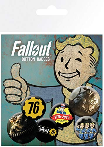 Fallout 76 #118088 Please Stand By Poster Foto-Tasse Becher 9x8cm