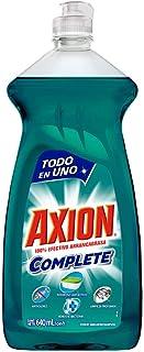 Axion Lavatrastes Líquido Complete Plasticos, 640 ml