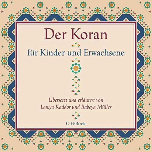 Der Koran für Kinder und Erwachsene Titelbild