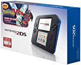 Nintendo 2DS Handheld Gaming System with Pokemon Y (Blue)