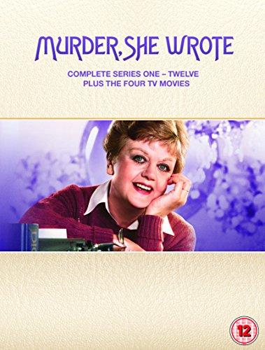 Murder She Wrote Season 112 Complete Boxset [Edizione: Regno Unito] [DVD]