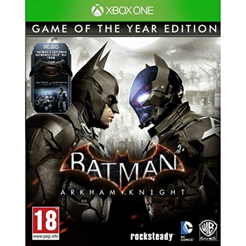 Batman: Arkham Knight - Game of The Year Edition Xbox1 [