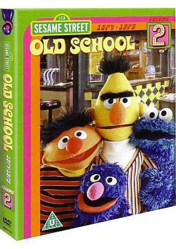 Sesame Street Old School Volume 2 [DVD]