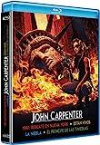 John carpenter (pack) [Blu-ray]