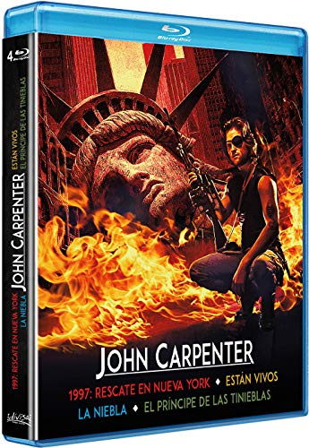 John carpenter (pack) [Blu-ray]