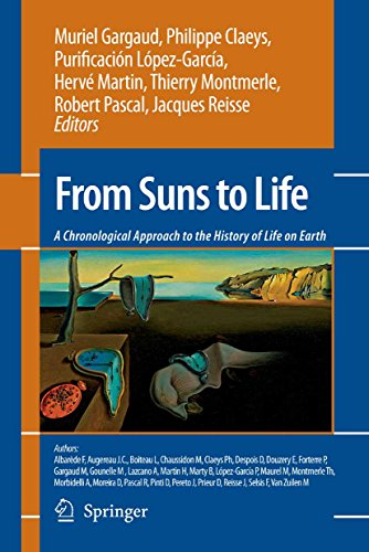 From Suns to Life: A Chronological Approach to the History of Life on Earth (English Edition)
