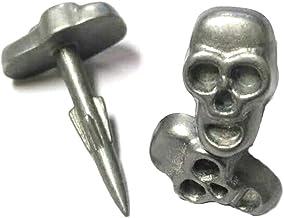 Batino 10pcs Skull Ghost Nails Metal Tacks Furniture Decorative Upholstery Tack Hardware Accessories