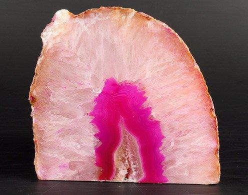 Achat Teelicht 734 g., Teelichthalter rot/rosé