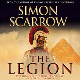 The Legion audiobook cover art