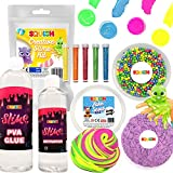 Squish Magic Box Creative Slime Kit Conjunto Creativo para Hacer Slime Manualidades para Niños