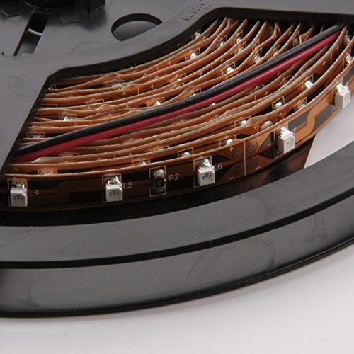sweet-led stripe led streifen 5 Meter LED Lichtstreifen 300 SMD selbstklebend Lichtleiste (Warmweiß)