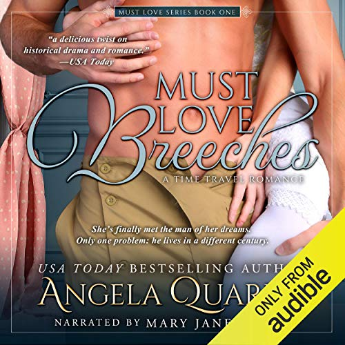 Must Love Breeches audiobook cover art