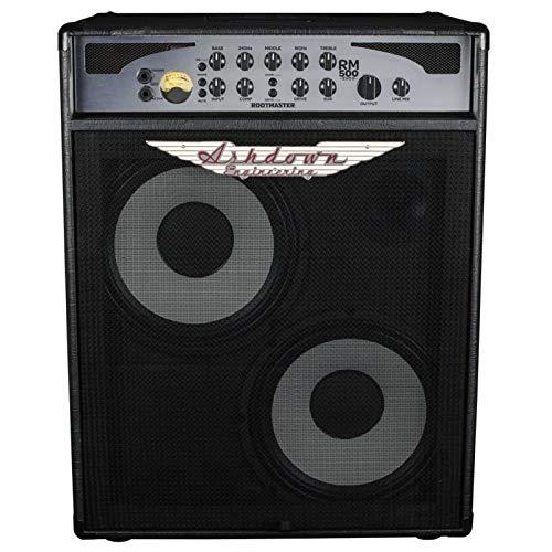 Ashdown RM-C210T-500-EVO II - Amplificador para bajos