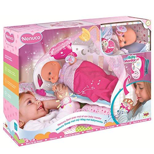 Nenuco - Cunita Duerme Conmigo Interactivo (Famosa 700014485