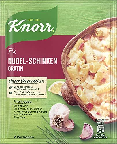 Knorr Fix Nudel-Schinken Gratin 2 Portionen (33 x 28 g)