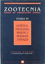 Genética,patología,higieneyresiduosanimales.Zootecnia.TomoIV