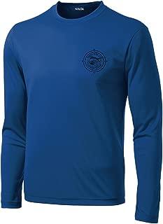 Koloa Surf Moisture Wicking Long Sleeve Graphic Shirts. Regular Big & Tall Sizes
