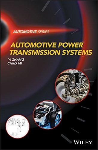 Automotive Power Transmission Systems (Automotive Series)