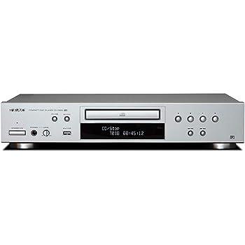 ティアック iPod対応CDプレーヤー (シルバー) CD-P650-R/S