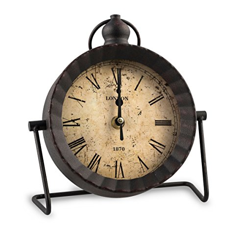 Pajoma 40590 Reloj de pie London, de plástico/Metal, 20 cm