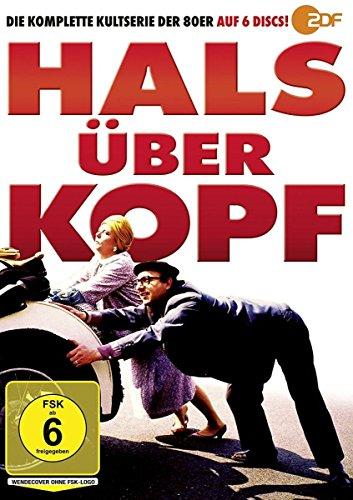 Hals über Kopf - Die komplette Serie (6 DVDs)