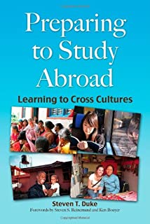 Preparing to Study Abroad: Learning to Cross Cultures
