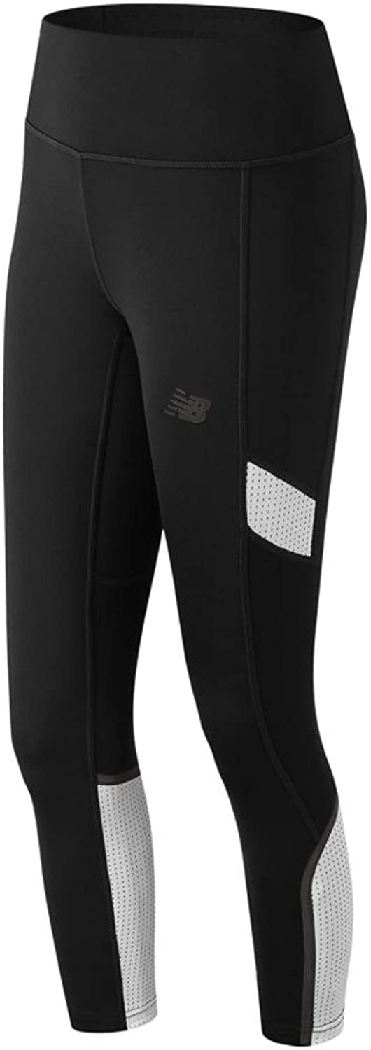 New Balance Women's Q Speed Crop Tights